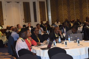 Tanzanian delegation at the first Africa One Health Leadership Meeting
