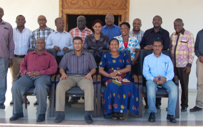 Contributing to Tanzania's disease surveillance guidelines