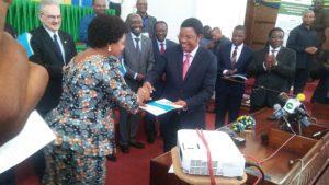 Prime minister of Tanzania
